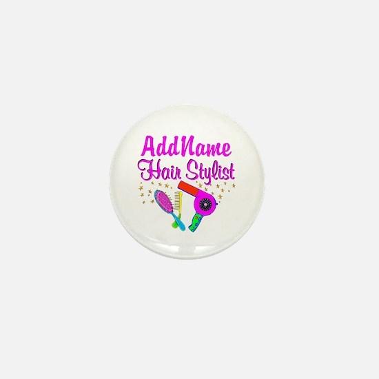 1ST PLACE STYLIST Mini Button