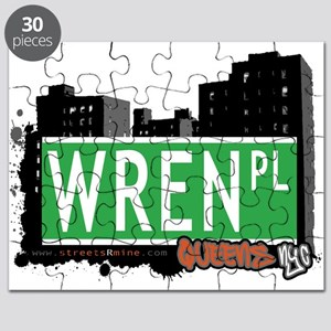 WREN PLACE, QUEENS, NYC Puzzle
