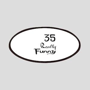 35 Really Funny Birthday Designs Patch