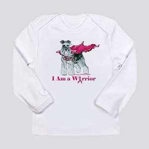 Schnauzer Warrior Long Sleeve T-Shirt