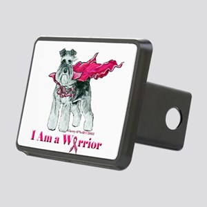 Schnauzer Warrior Hitch Cover