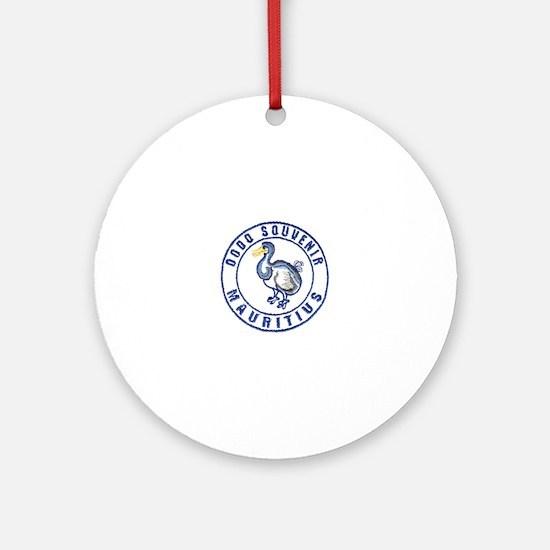 Dodo badge Ornament (Round)