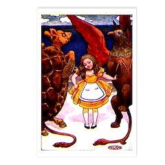 Kirk 12 Postcards (Package of 8)