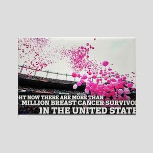 Over 2 Million Breast Cancer Survivors Rectangle M