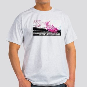 Over 2 Million Breast Cancer Survivors T-Shirt