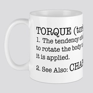 Torque - Charger Mug