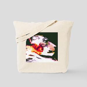 Simple Cat Tote Bag