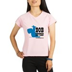 bob lives Performance Dry T-Shirt