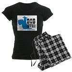 bob lives Women's Dark Pajamas