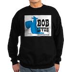 bob lives Sweatshirt (dark)