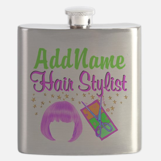 FIERCE STYLIST Flask