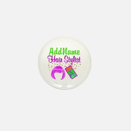 FIERCE STYLIST Mini Button