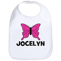 Butterfly - Jocelyn Bib