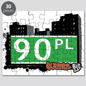 90 PLACE, QUEENS, NYC Puzzle