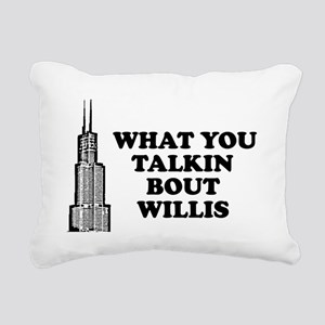 sears4 Rectangular Canvas Pillow