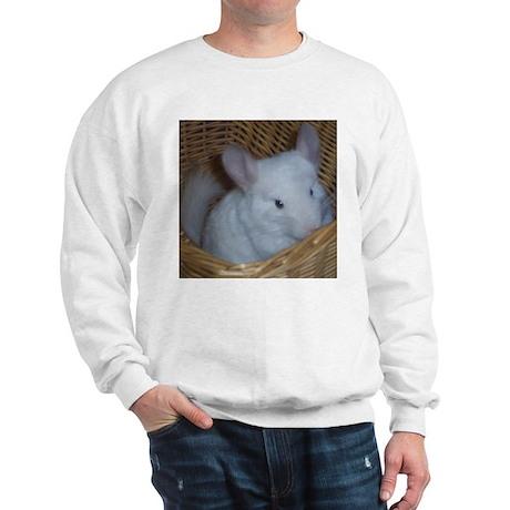 Pink/White Chin Sweatshirt