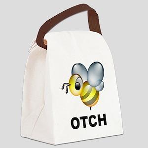beotch1 Canvas Lunch Bag