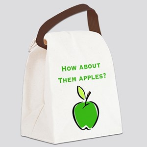 howaboutthem Canvas Lunch Bag