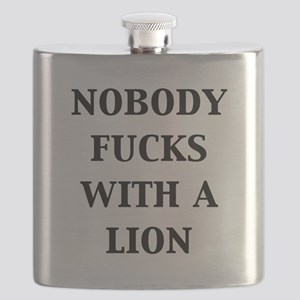 nobody-fucks-with-a-lion Flask