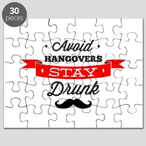 Avoid Hangovers - Stay Drunk Puzzle