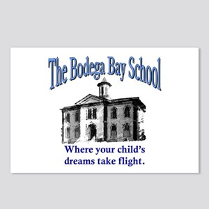 Bodega Bay School Postcards (Package of 8)