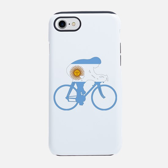 Argentina Cycling iPhone 7 Tough Case