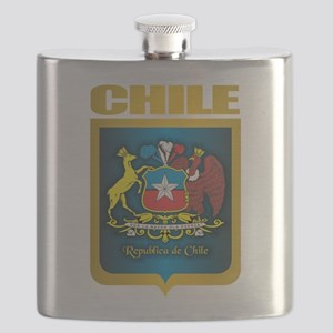 Chile Gold Flask