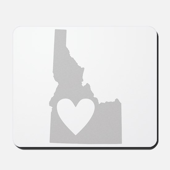 Heart Idaho Mousepad