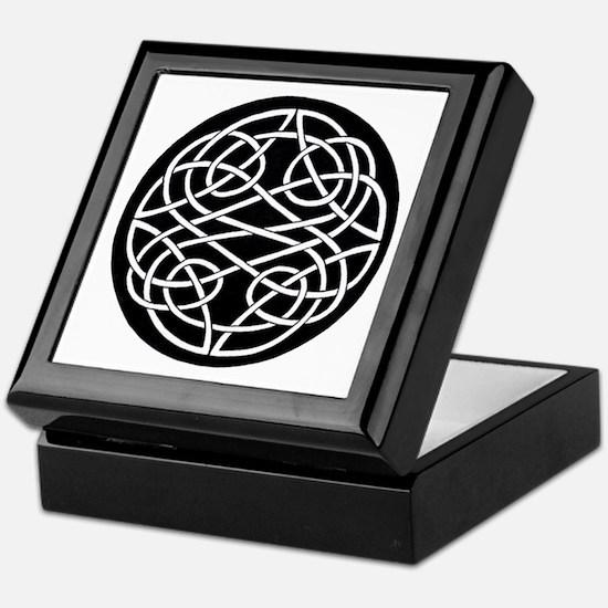 Celtic Knot 28 Keepsake Box