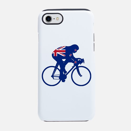 New Zealand Cycling iPhone 7 Tough Case