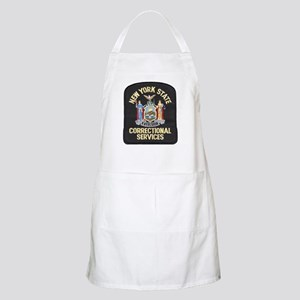 New York Corrections BBQ Apron