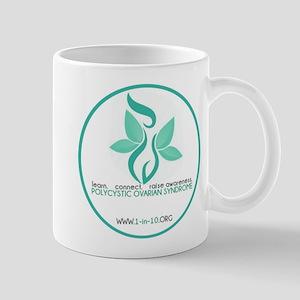 1in10 Logo Mug