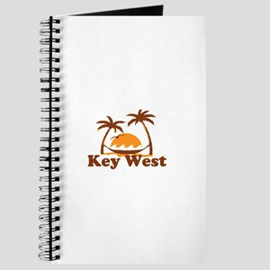Key West - Palm Trees Design. Journal
