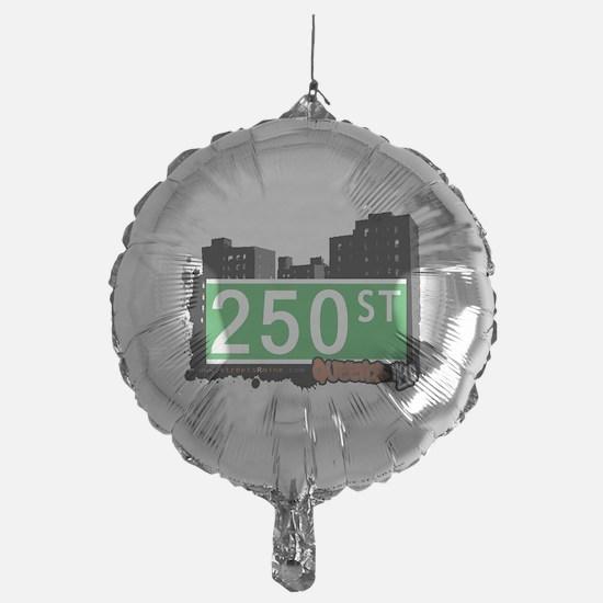 250 STREET, QUEENS, NYC Balloon
