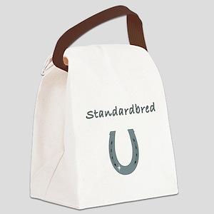 standardbred Canvas Lunch Bag