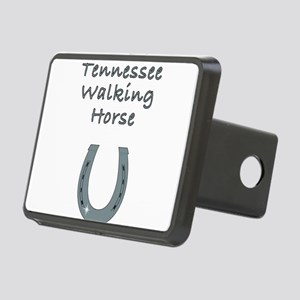 tennessee walking horse Rectangular Hitch Cover