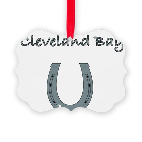 cleveland bay Picture Ornament