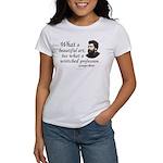 Bizet Music Quote Women's T-Shirt
