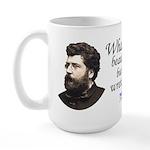 Bizet Music Quote Large Mug
