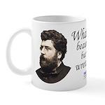 Bizet Music Quote Mug