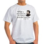 Bizet Music Quote Light T-Shirt