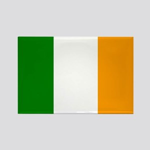 ...Irish Flag... Oblong Magnet