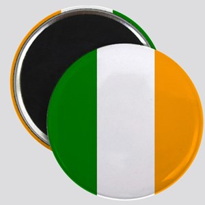 ...Irish Flag... Round Magnet