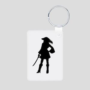 Pirate Girl Keychains
