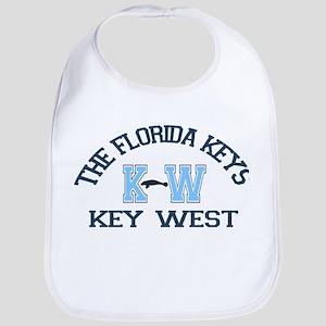 Key West - Varsity Design. Bib