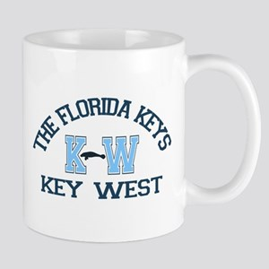Key West - Varsity Design. Mug