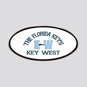 Key West - Varsity Design. Patches