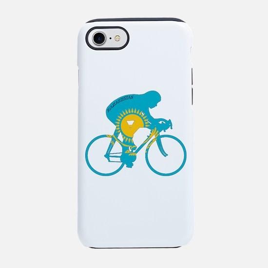 Kazakhstan Cycling iPhone 7 Tough Case