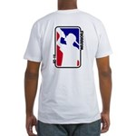 40-oz Logo New - Fitted T-shirt (Made in