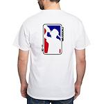 40-oz Logo New - White T-Shirt